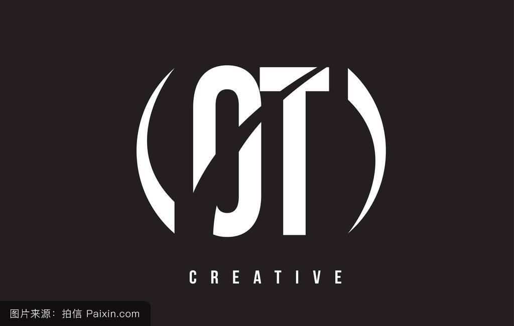 老式�9o#��._ot o t白色字母标志�