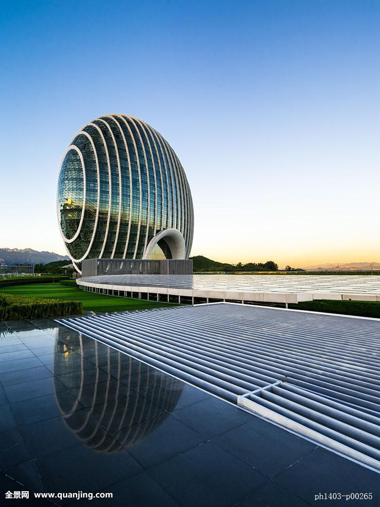凯宾斯基,星级酒店,apec会议主体建筑,地标建筑,国际著名景点,太阳能图片