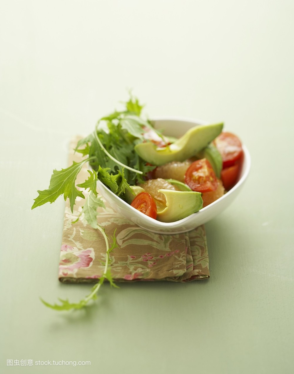 配方,器皿,瓜果,可以食用的,妥当,水果,盘子,就绪,素菜,大量,沙拉图片