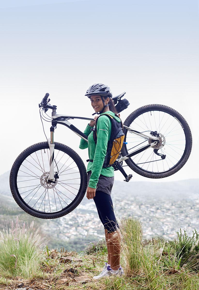 我迷上了骑自行车400字中间发生了什么我才会迷上的.图片