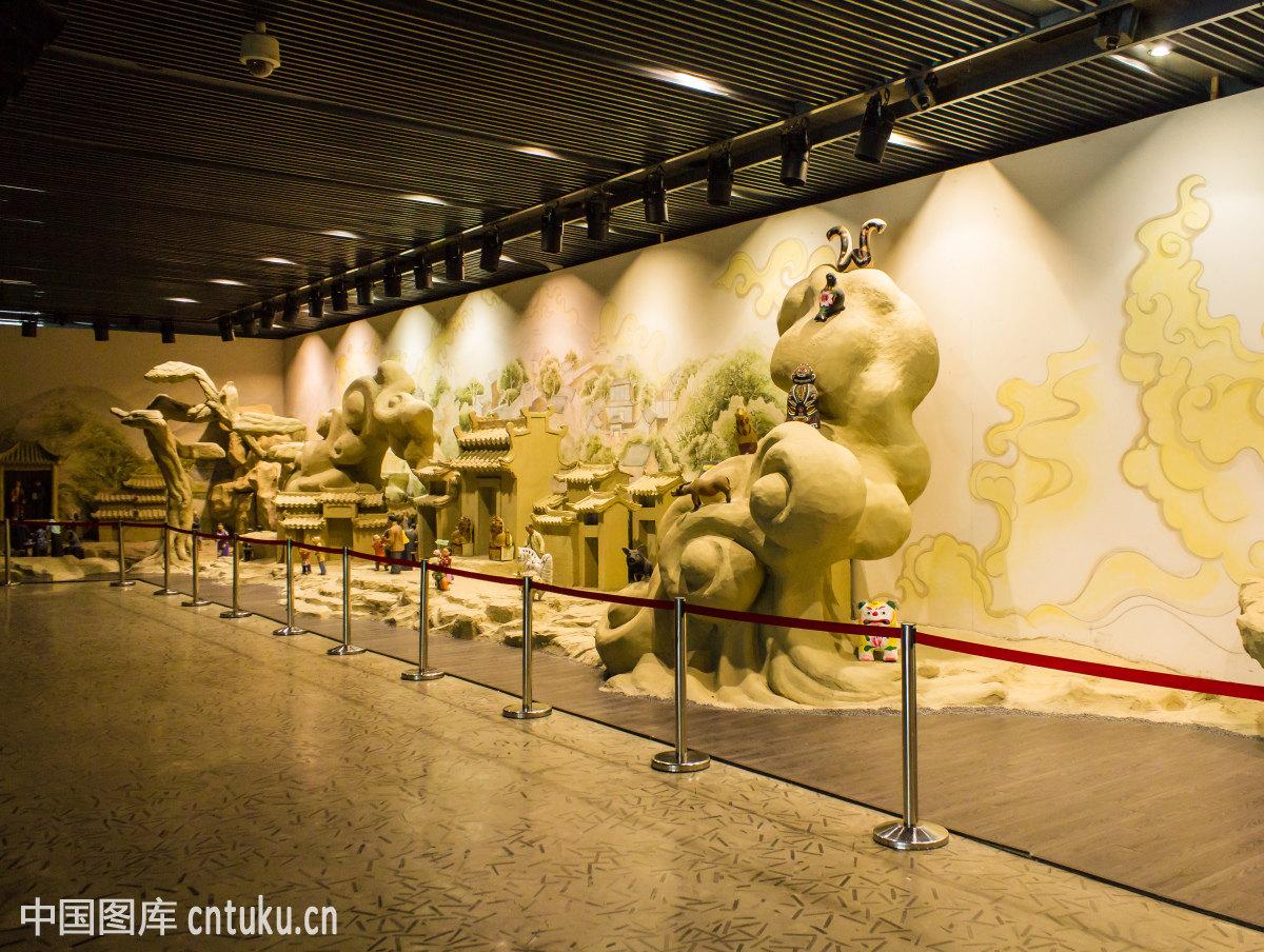 馆_无锡中国泥人博物馆