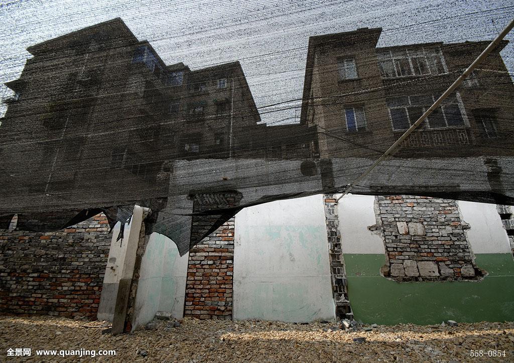 围墙,砖墙,石头,帐篷,纱网,纱布,住宅,农村,乡村,竹子,窗户,老房子,旧图片