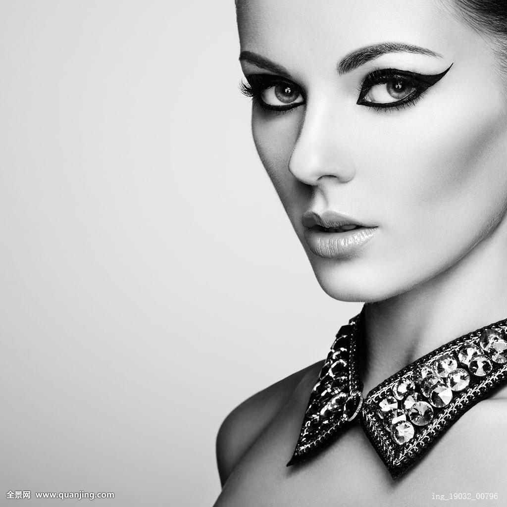 钻石脸适合短头发分享展示图片