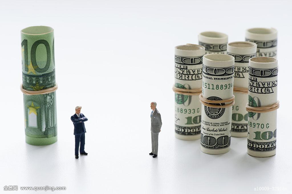 汇率,金融,全球商务,欧元,美元,商务人士,无人,经济,竞争,概念,货币图片
