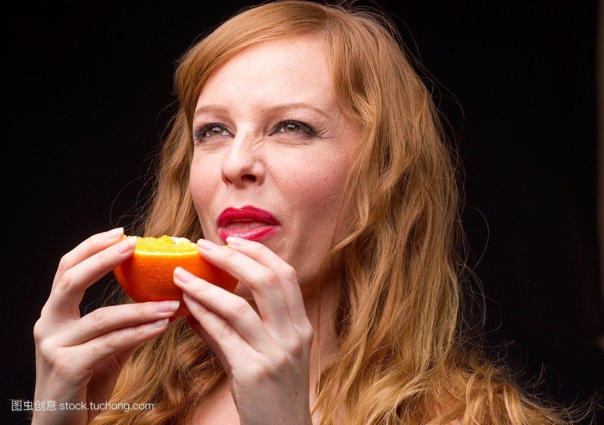 食品,柑橘,午餐,高兴地,年龄,早餐,早午餐,得意,肖像,个人,小孩子,二图片