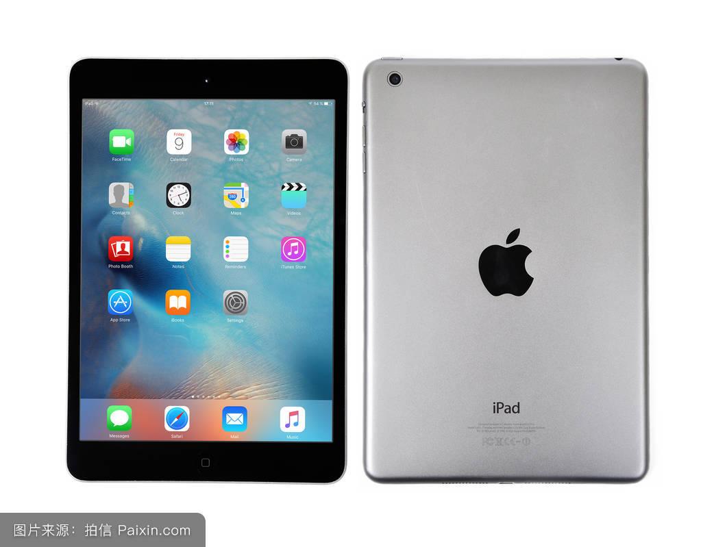 ipadmini照片_chlumcany,捷克共和国,2015年10月9日:苹果ipad mini