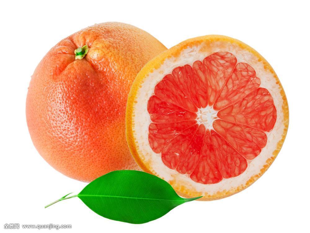 红色,柚子图片