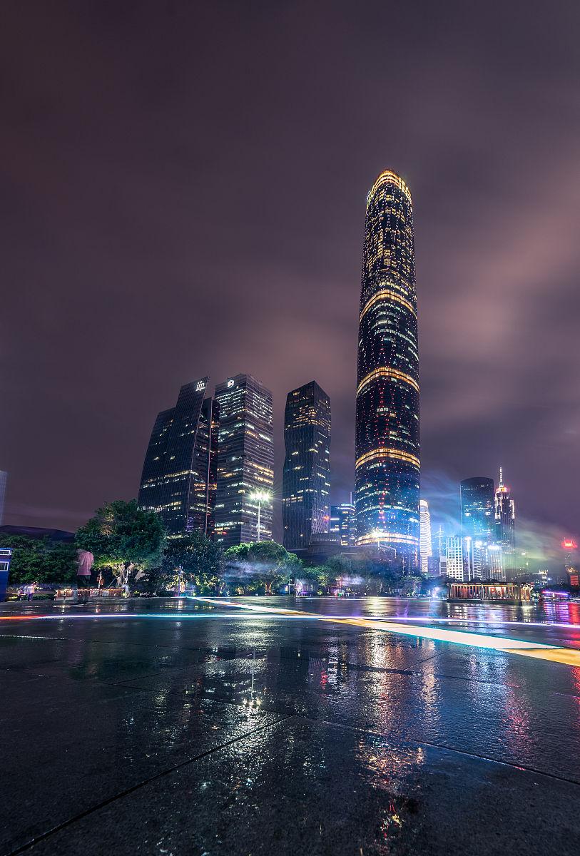 广州顶风_广州, 广州 国际金融中心
