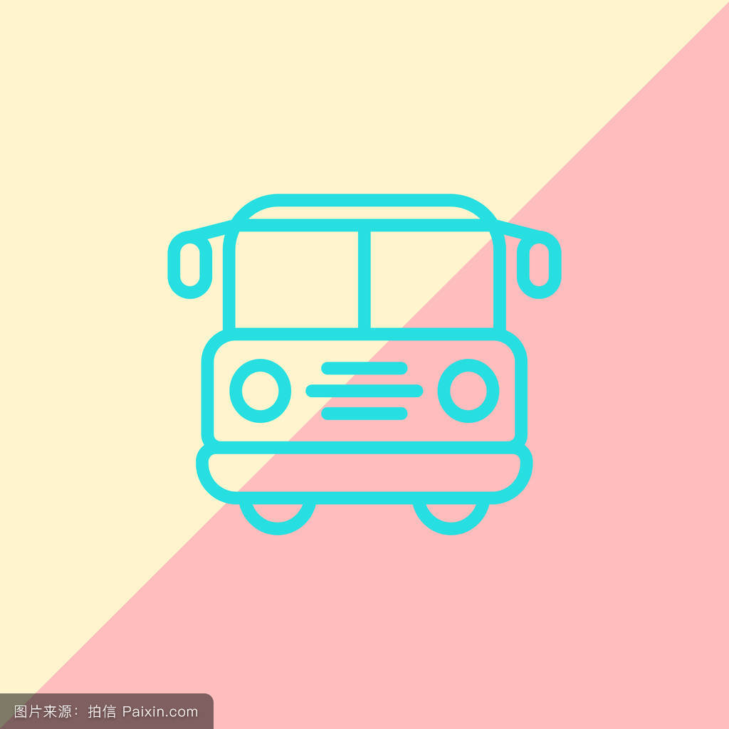 旅行,偶像,学生,校车分离,看法,轮,校车图标,教育,停止,组,学校,司机图片