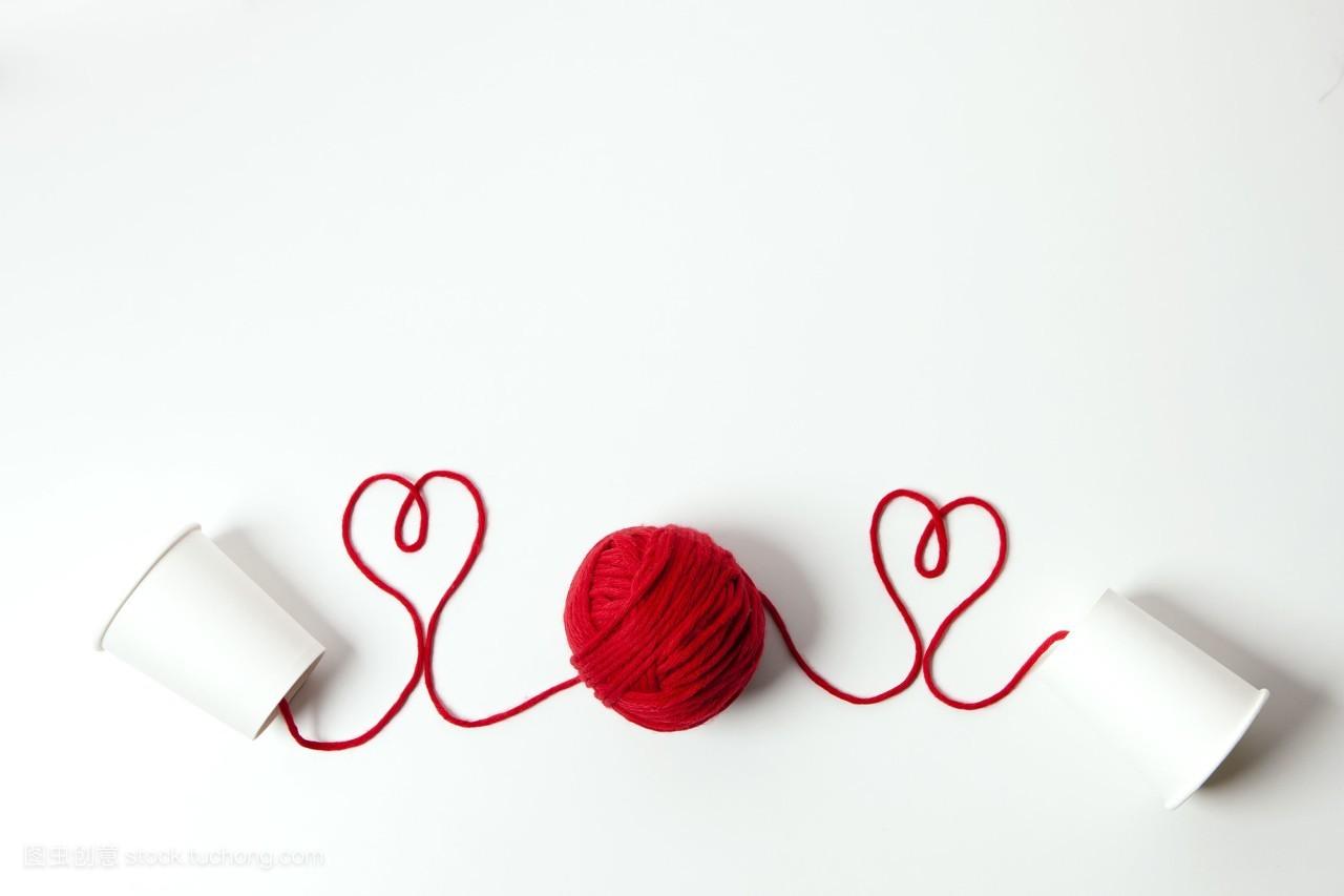爱哹�.XˮY�Y�_爱,概念,情意,物体,纸杯,摄影棚,线,电话,暖和,摄影,深情,无人