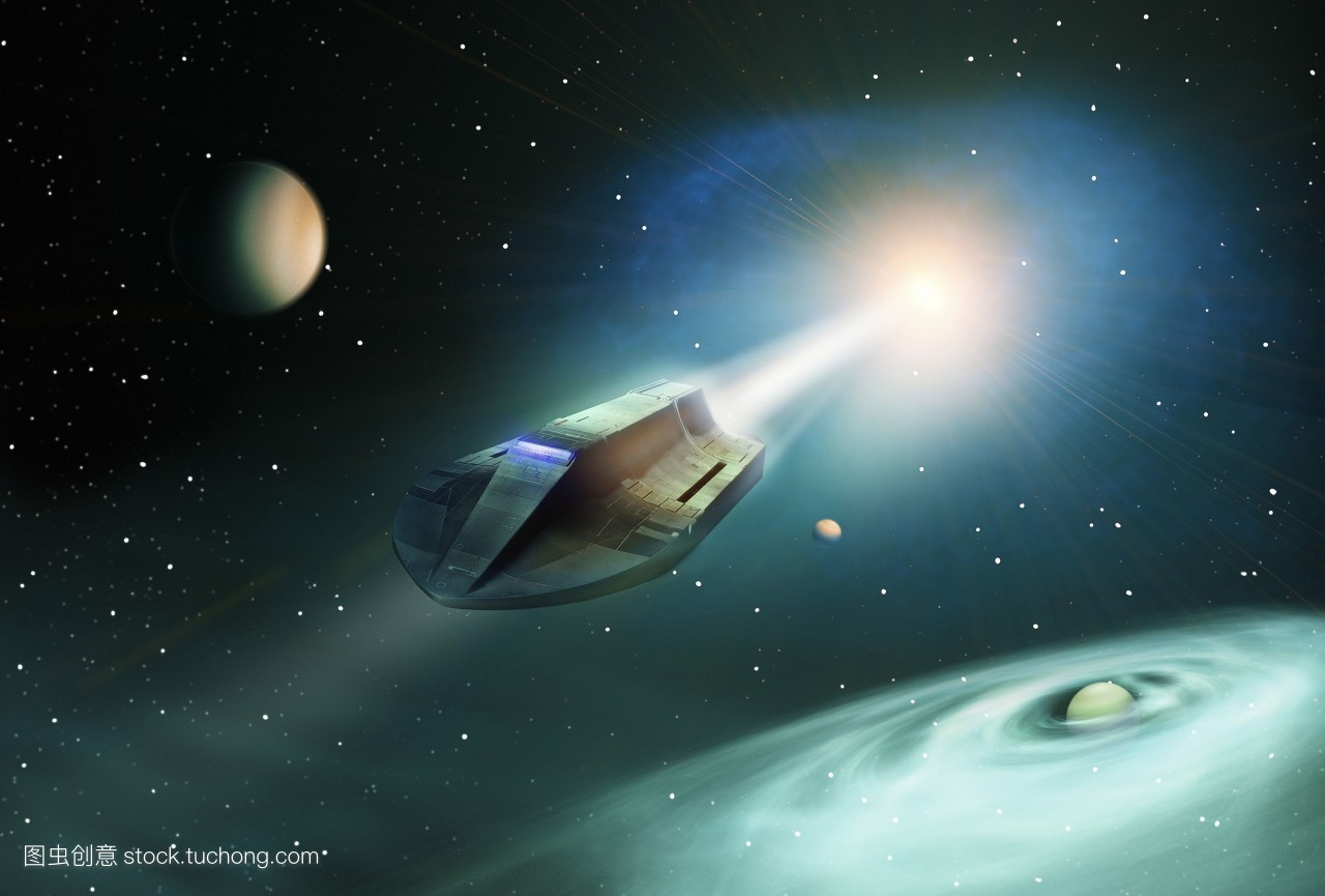 求宇宙科幻小说图片