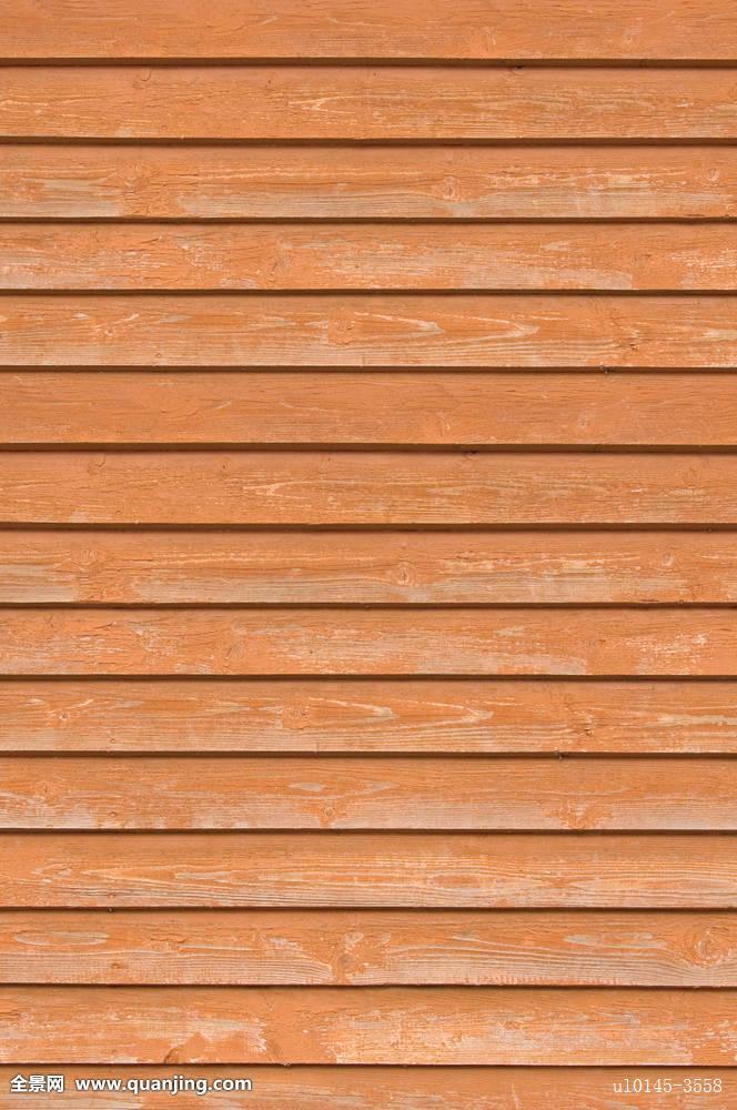 老,木头,栅栏,木板,木质,纹理,淡棕色图片
