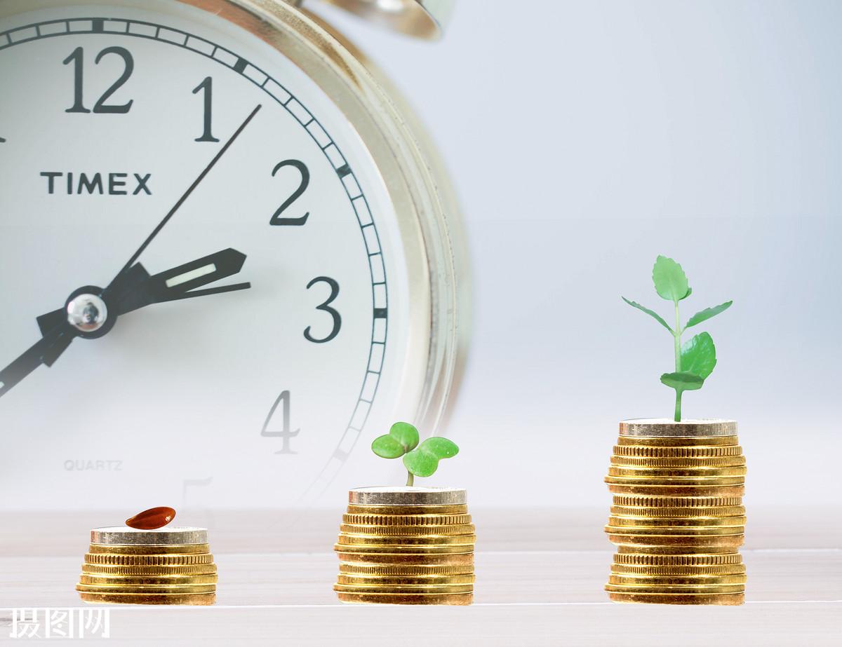 理财,时间,财富,人生赢家,争分夺秒,财富背景,时间与财富,财富积累图片