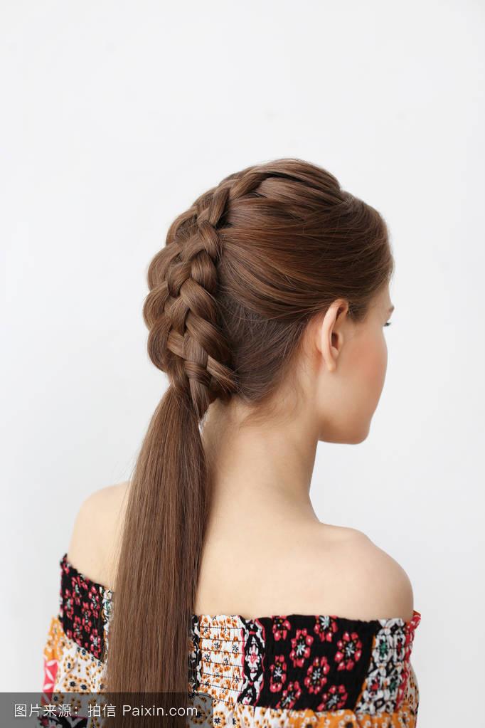 编织漂亮发型_编织漂亮发型分享展示图片