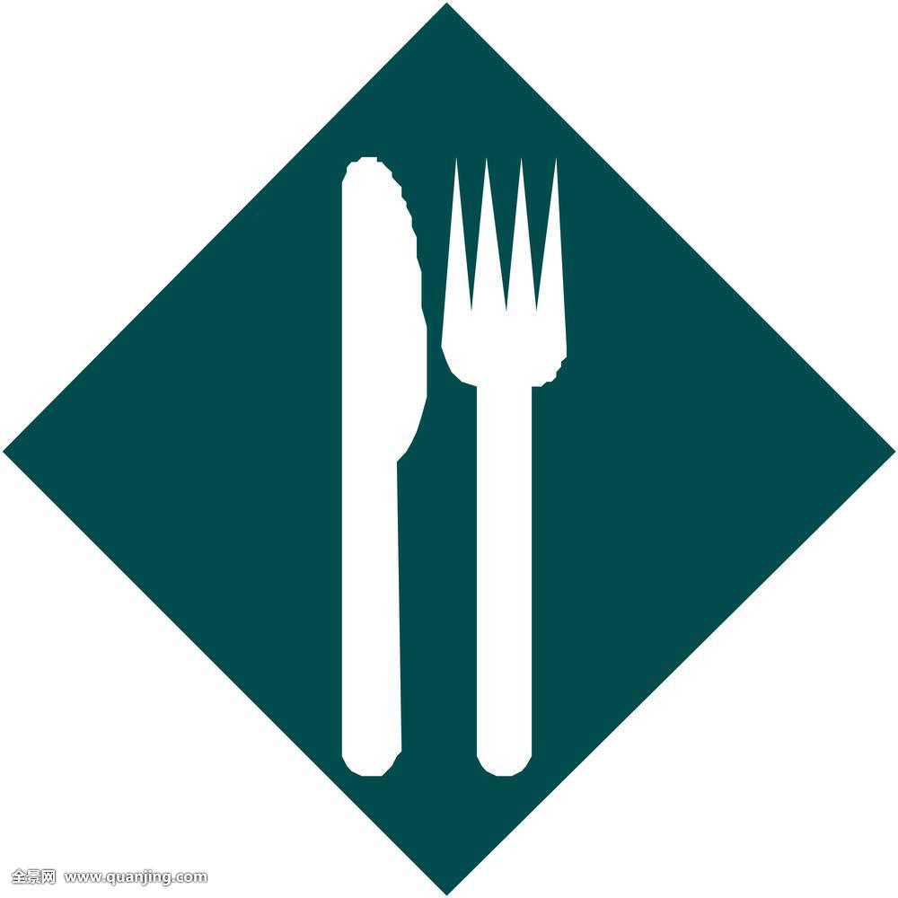 餐馆,标识图片