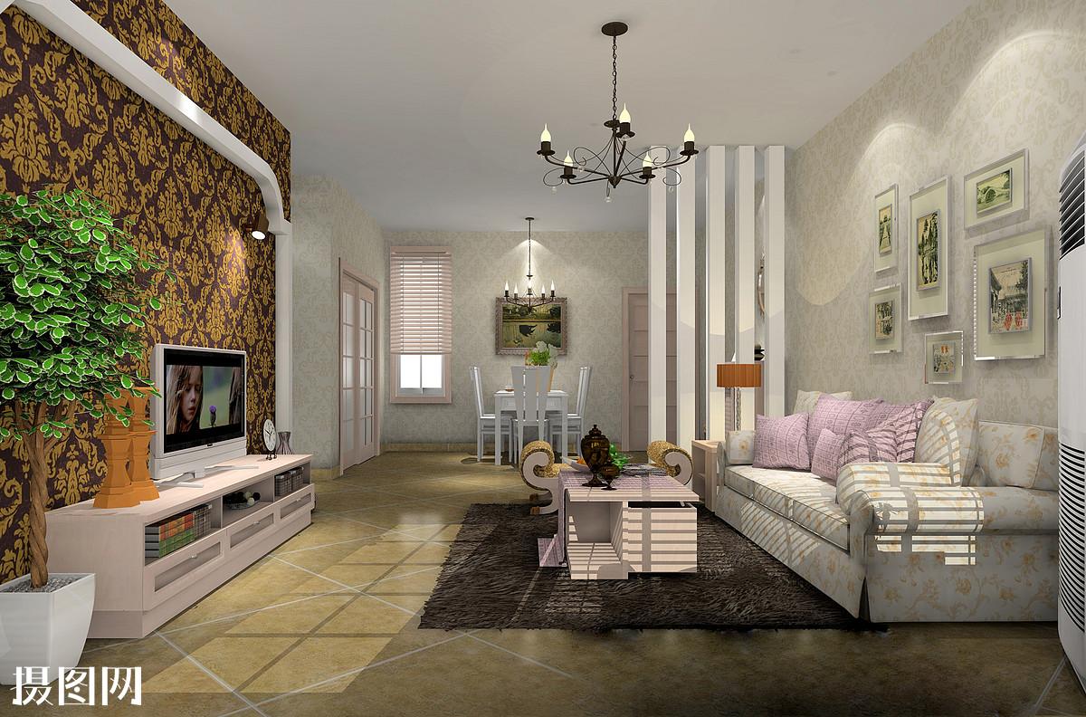 现代简约,客厅效果图,室内效果图,家装,效果图,3d效果图,暖色,客厅图片