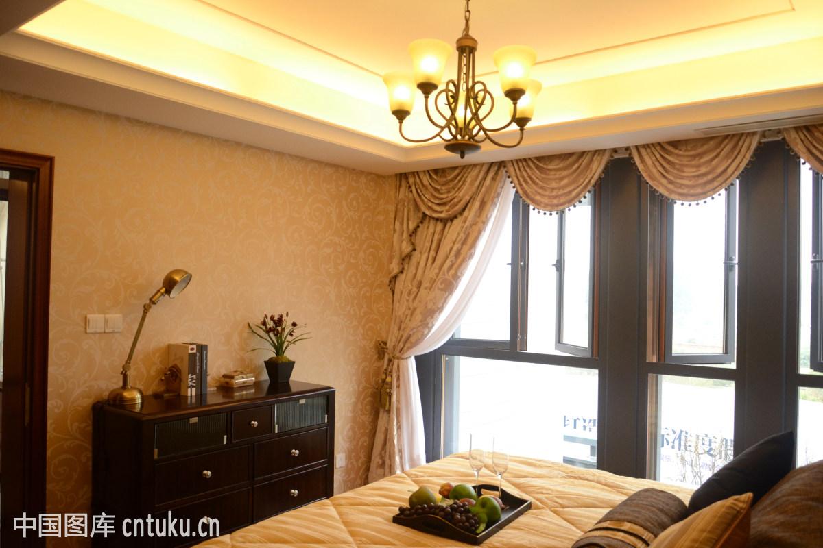 床,楼梯,欧洲文明,天花板,装饰,窗,装修,吊灯,欧式,吊顶图片