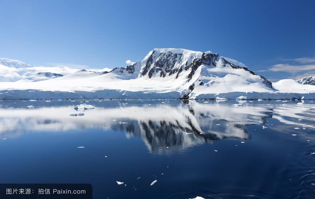 楚科塔,半岛,解冻,水,冷冻,天气,阴,科学,白色,变暖,探险队,冰川学图片