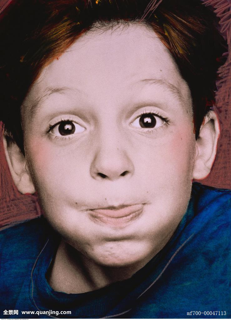 吐舌头表情包图片
