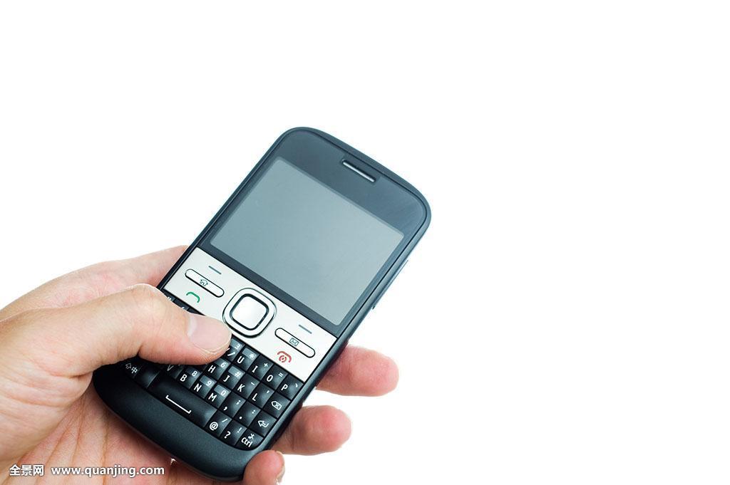 手机拿着左边手