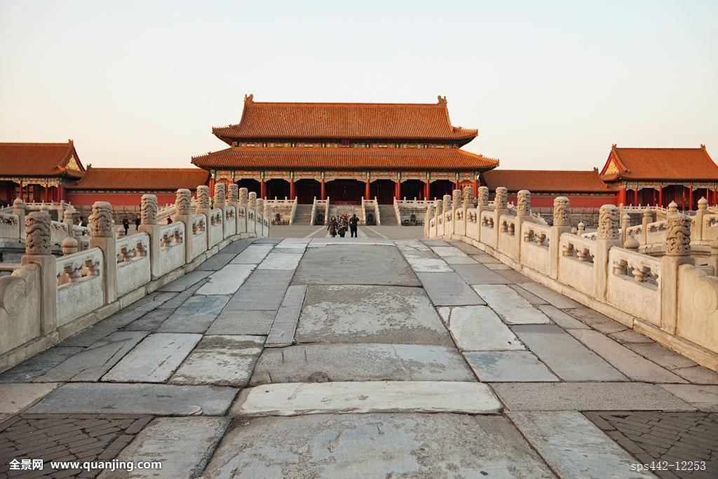 建筑,宫殿,皇宫,故宫,北京,中国图片