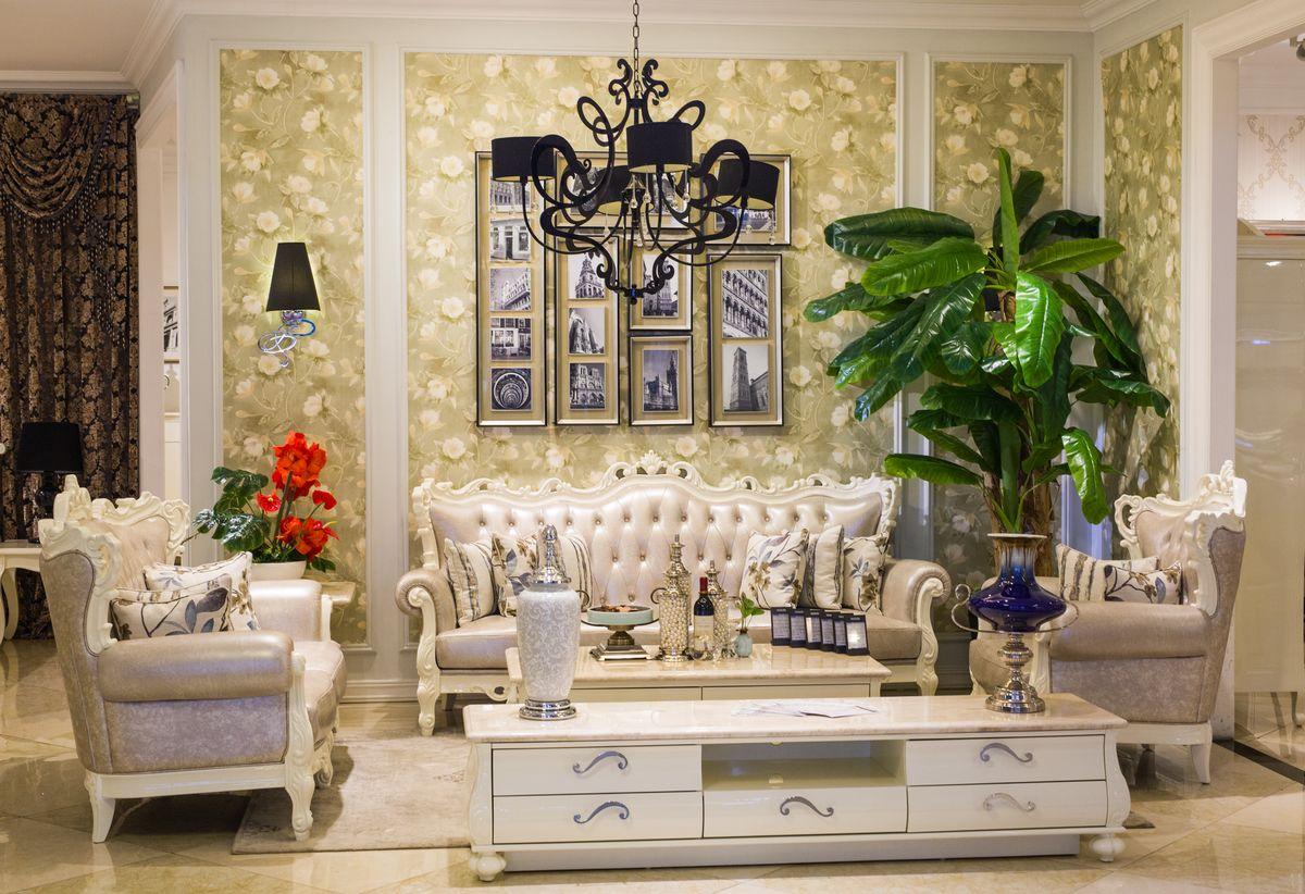 欧式 客厅图片