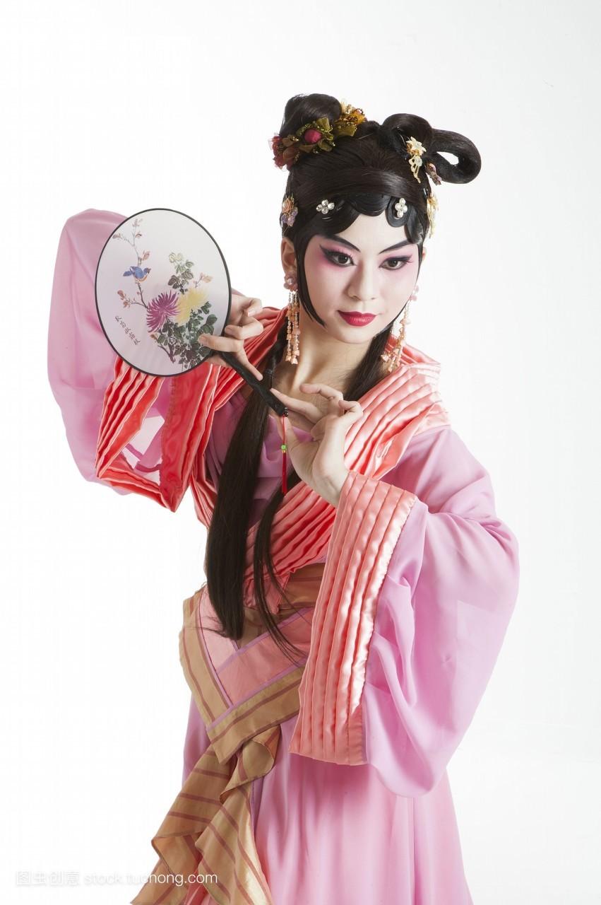 假发,女人,舞台妆,头饰,艺术,中华传统艺术,舞台服,戏服,脸谱,古装图片