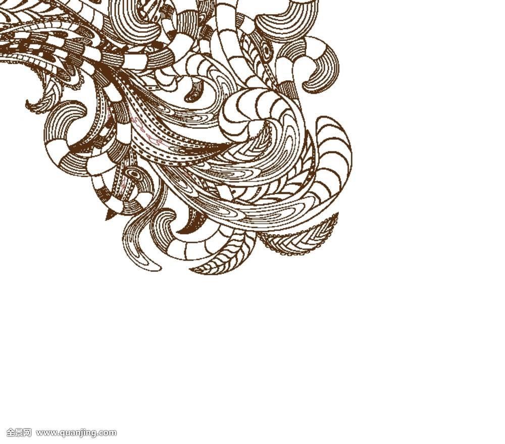 指甲花纹身,涂写,线条艺术,花,单线,艺术,花饰,一朵花,设计,音乐图片图片