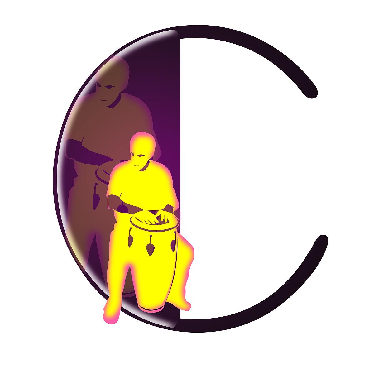 大写字母,英文字母c图片图片