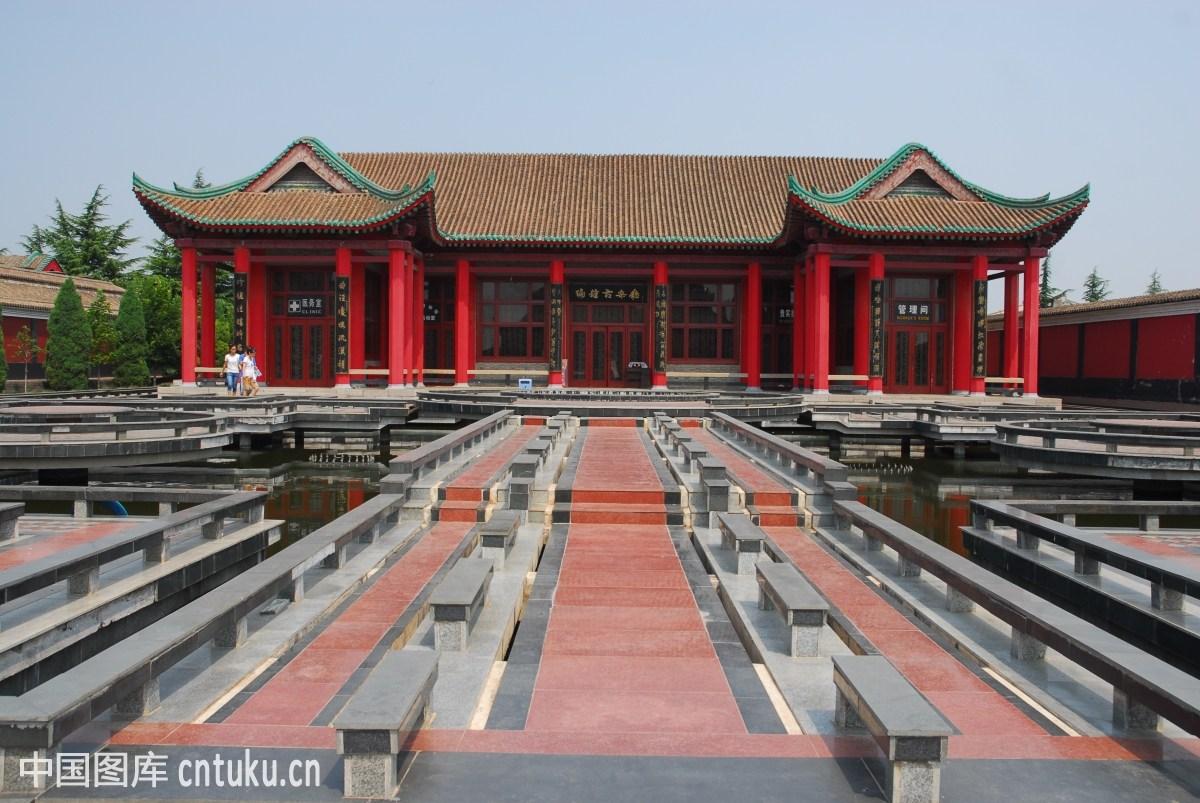中国,宫殿,建筑,庭院,西安,屋子,花园,房子,园林,古建筑,花园,园林图片