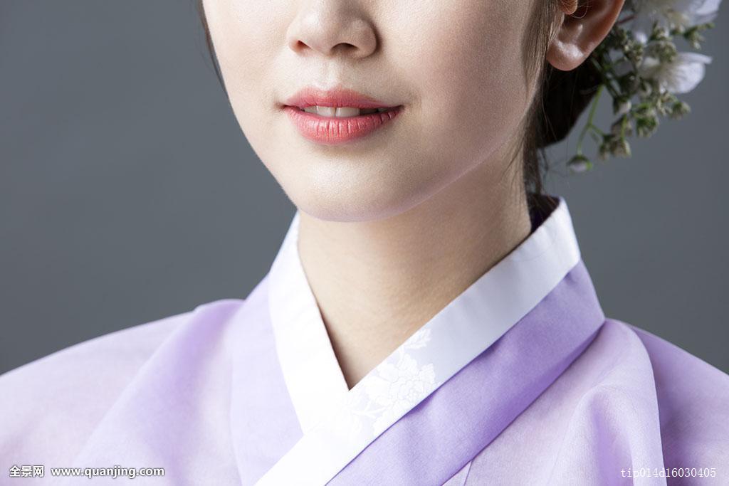 头像,发型,钻头,年轻人,正面,个人,韩国,朝鲜人,韩国型号,一传统,发髻电稿青春概念图片