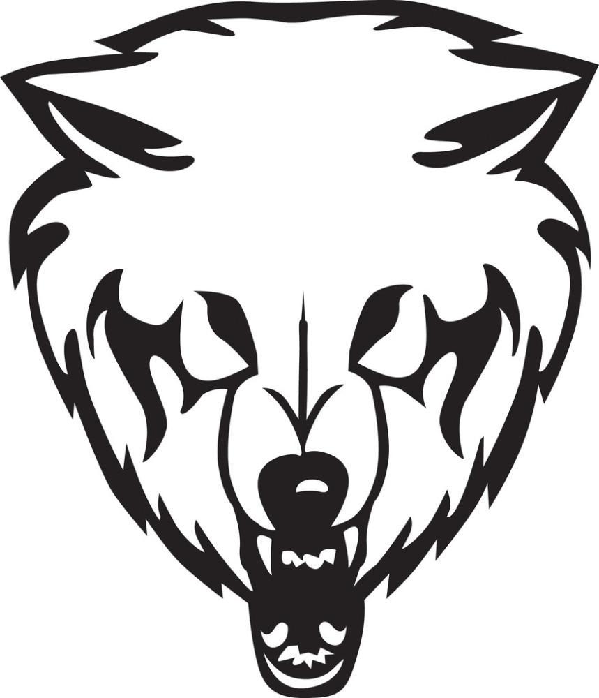 狼,犬科,森林,恼火,矢量图,图标,危险,雪橇,野生动物,运动,爪,装饰图片