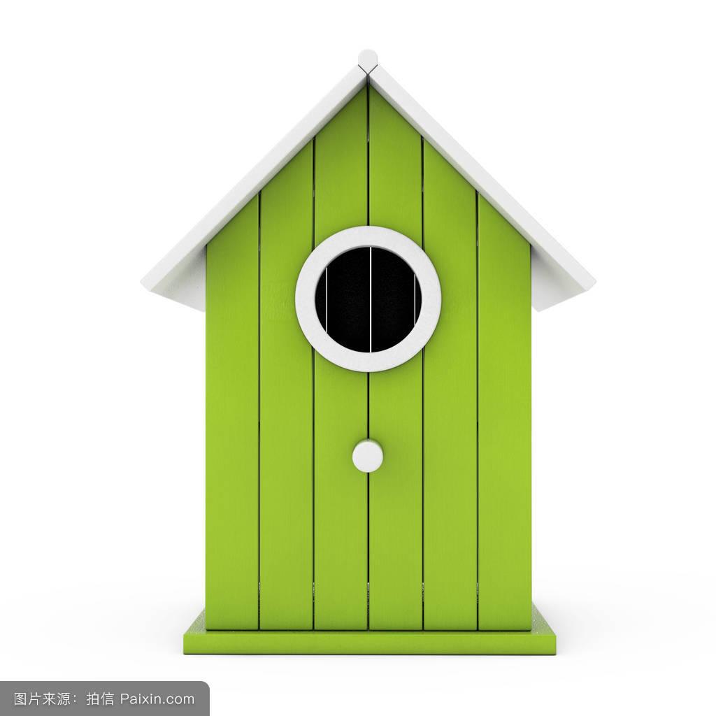 幼儿园最简单手工房子图片
