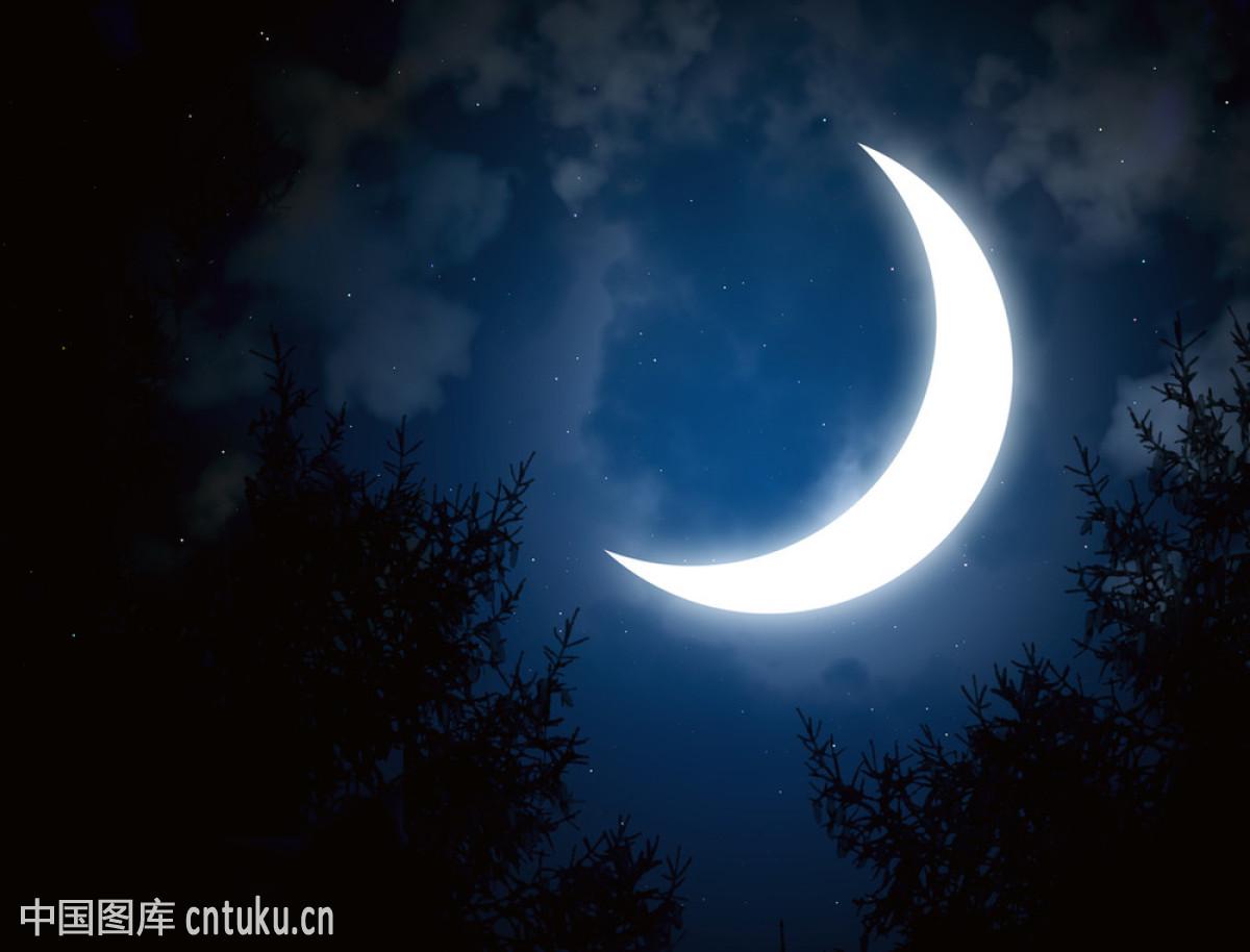 蓝色月光侦探礹.+y��_暗的,白昼的两端,壁纸,航拍,户外,幻想,黄昏,绘画插图,简单,蓝色