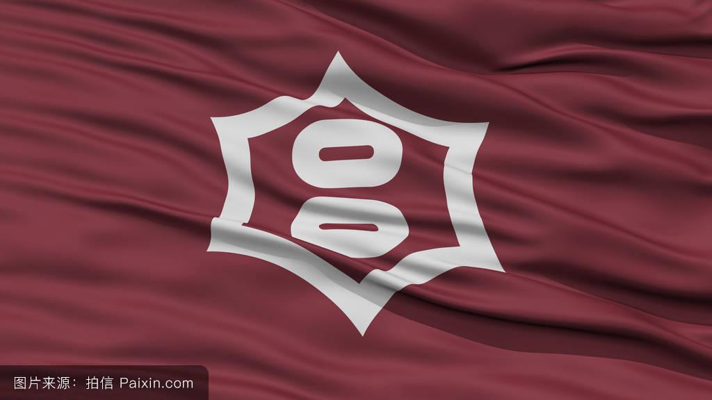 宇宫_宇都宫的国旗特写,日本州首府