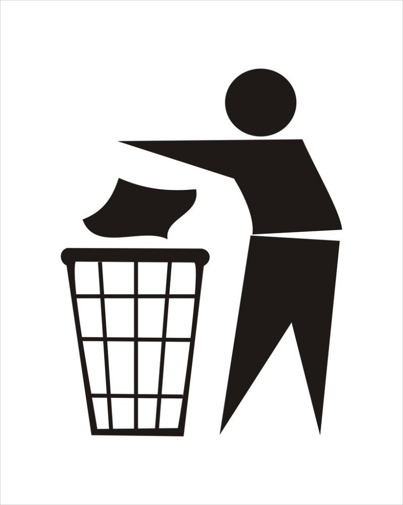 被抛弃的,标志,罐子,环境,绘画插图,禁酒令,禁止的,警告标识,垃圾,人图片