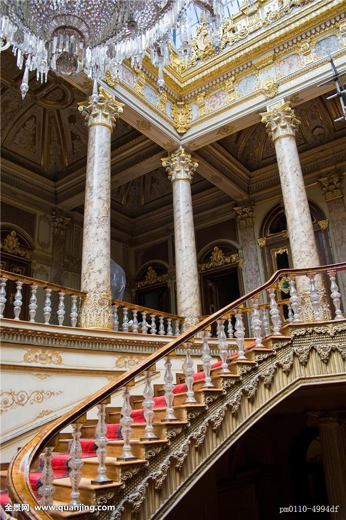 朵尔玛巴切皇宫,宫殿图片