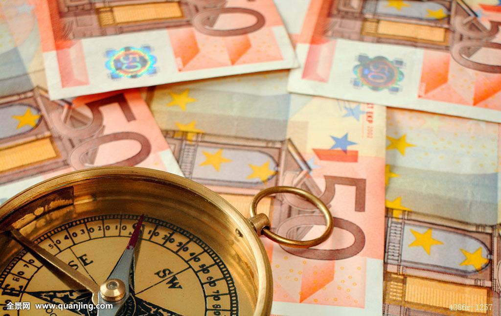 问题,南,投资,欧元,黄铜,航行,差错,方向,指南针,汇率,货币,50欧元图片