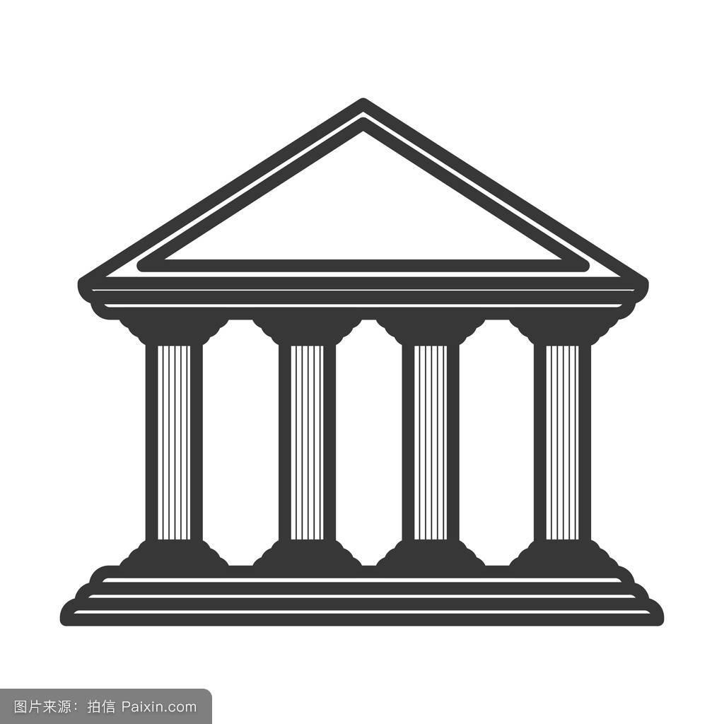 结构,旅游,雅典,文化,雅典卫城,柱,插图,装饰,大理石,多立克柱式图片