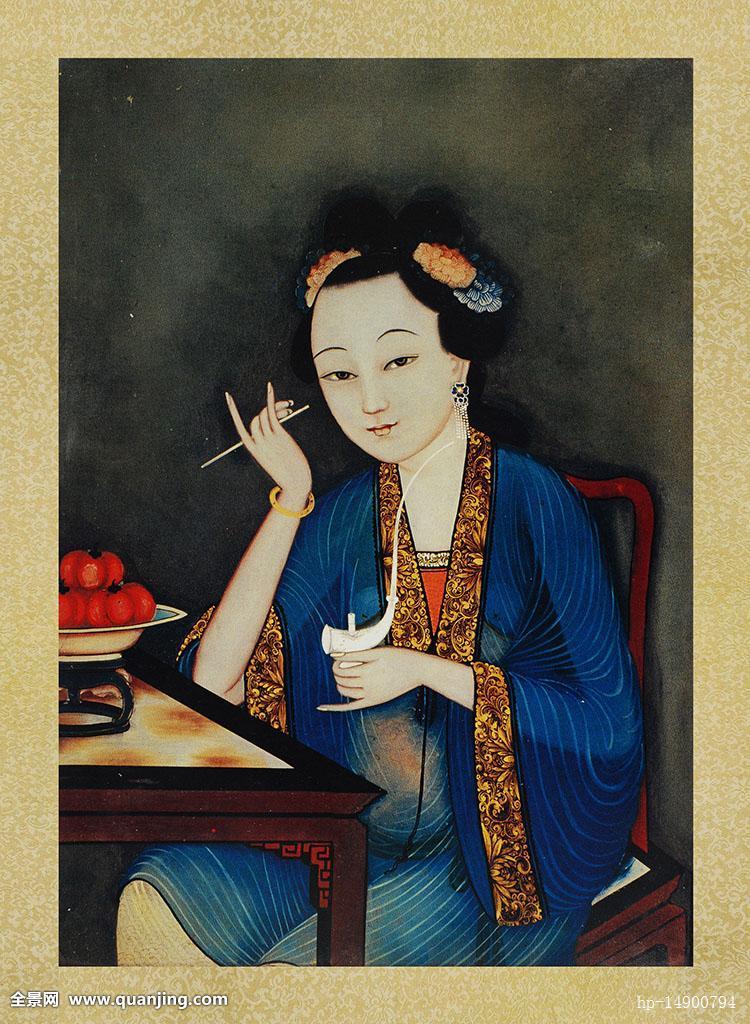 清代仕女画的特点 虫鸟瓷板画应该如何才能成交