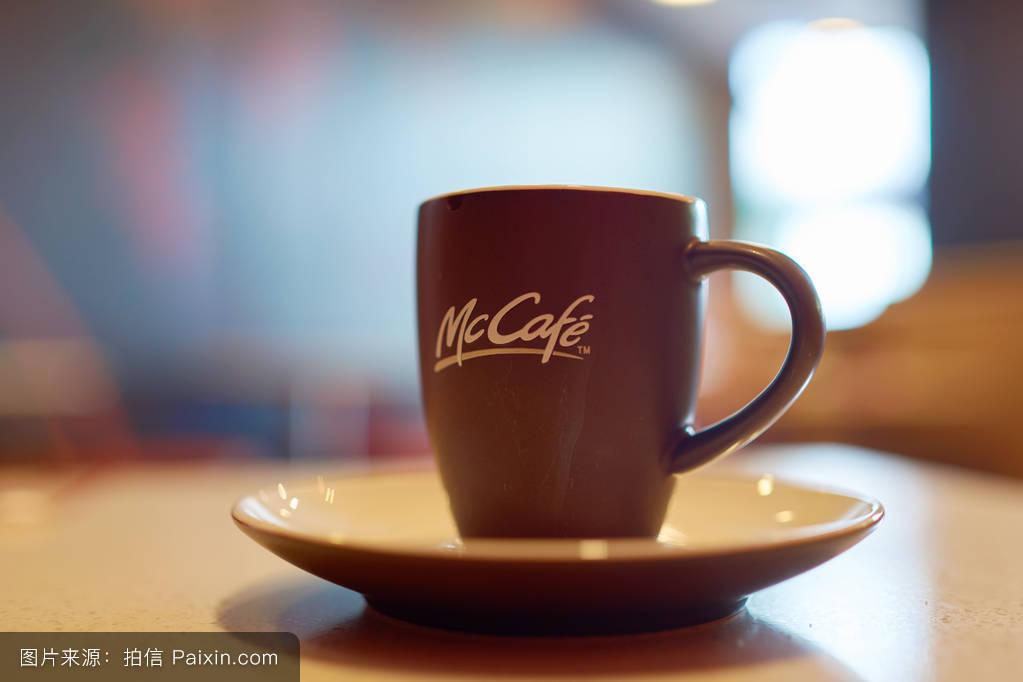 麦当劳咖啡杯子_商店,茶托,咖啡,室内的,麦当劳,里面,内部,双重的,麦咖啡,闭合,杯子