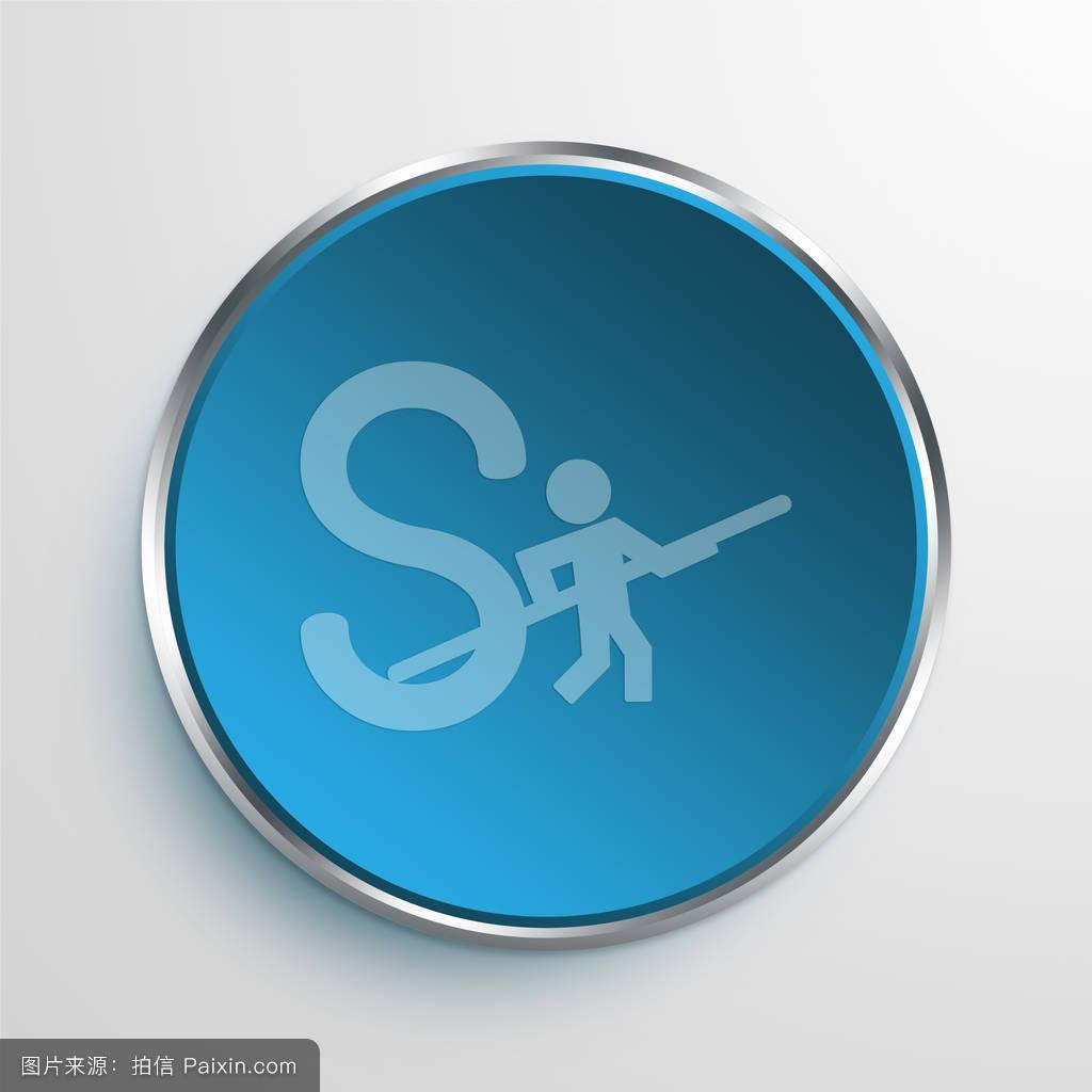 蓝色,符号,网站,财富,圆,推,图标,塑料,按钮,退出选项,钱,生长,摘要图片