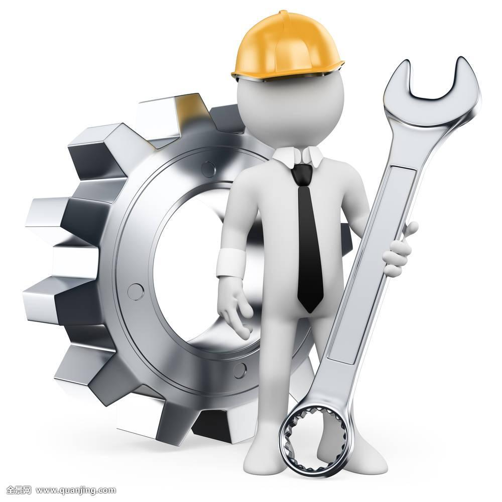 机械�9b�9�^�� _白人,机械,工程师