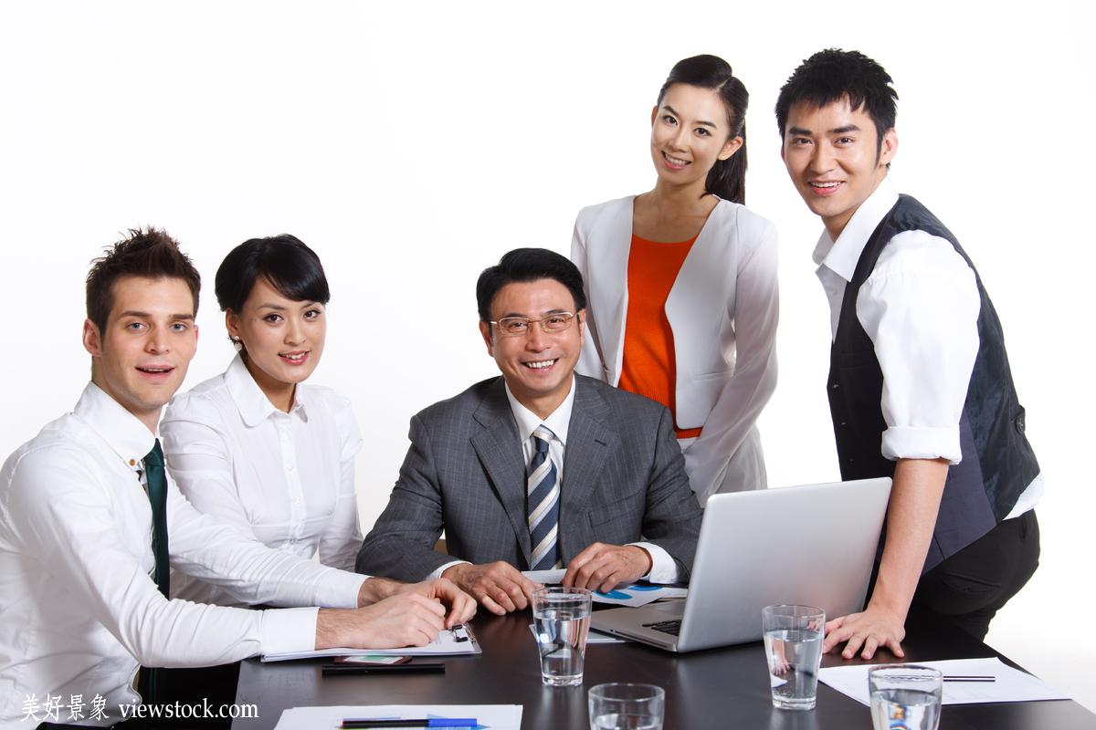 东方人,成年人,微笑的,白昼,水平构图,面部表情,办公室职员,商务人士图片