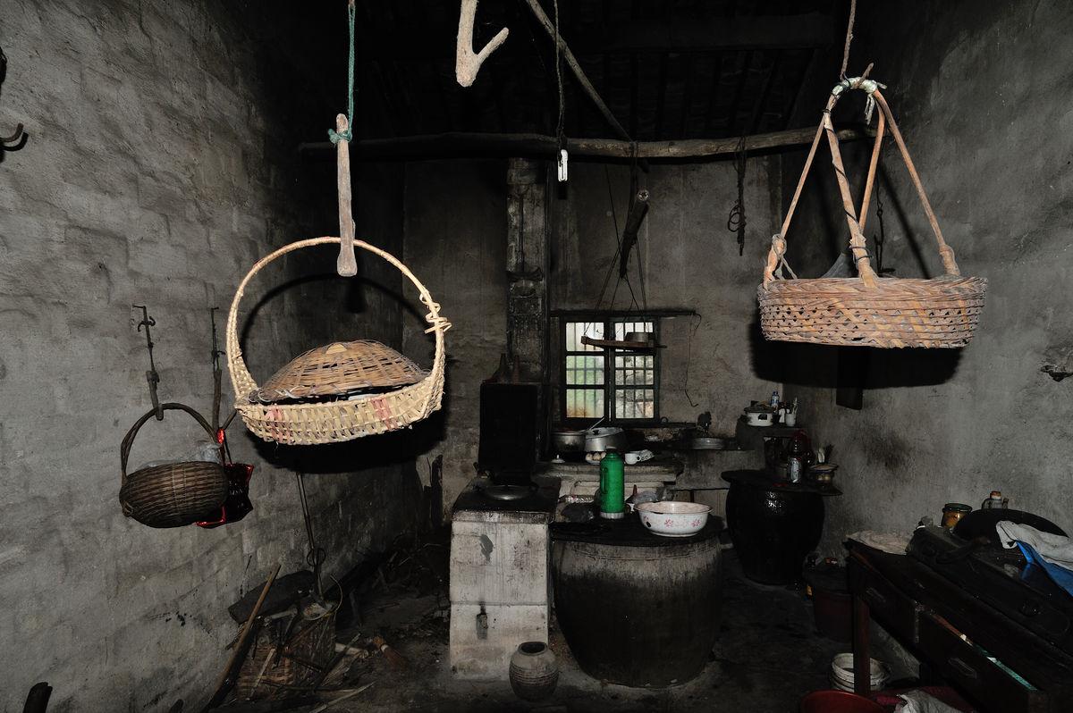 最新农村厨房灶台设计图分享展示图片