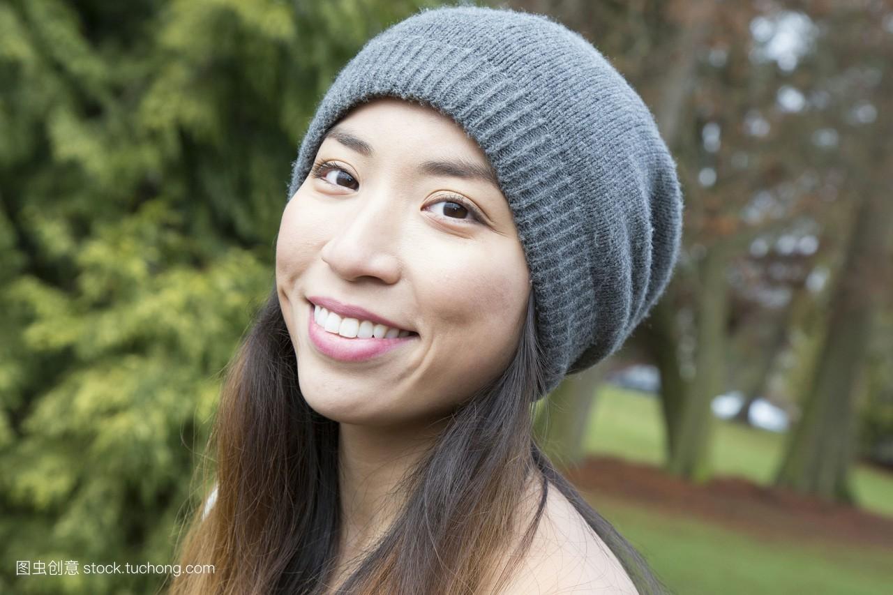 北美中文日本美女_人像,人,混合,安静,女孩,美女,亚洲人,日本,无忧无虑,近景,舒适,自信