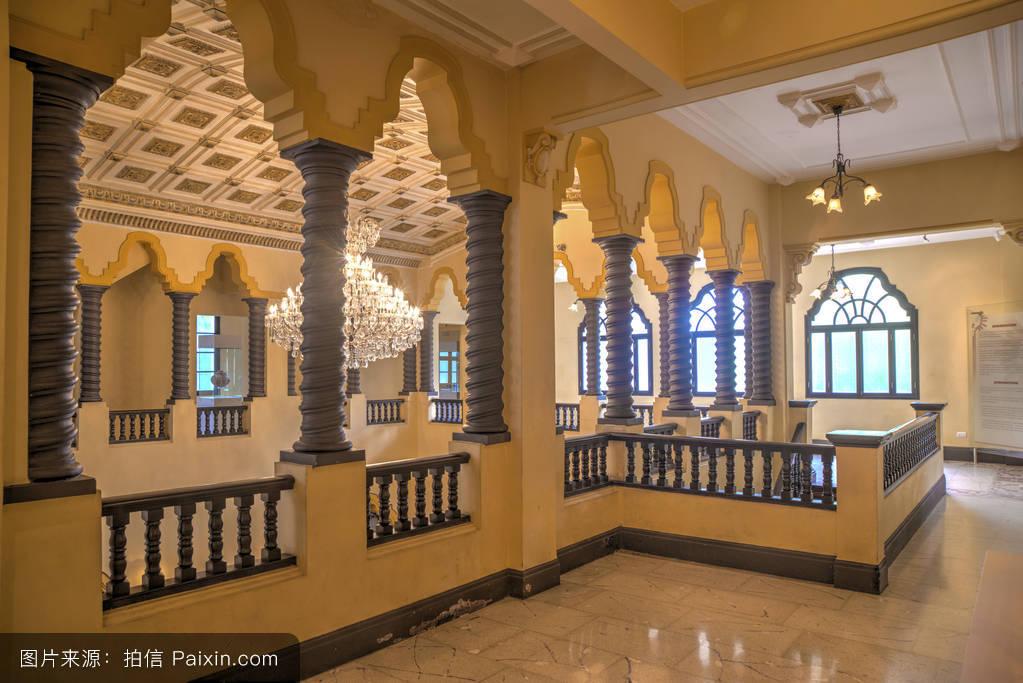 馆_设计,显示,画廊,古董,参观,背景,拱,走廊,当代的,宫殿,地板,博物馆