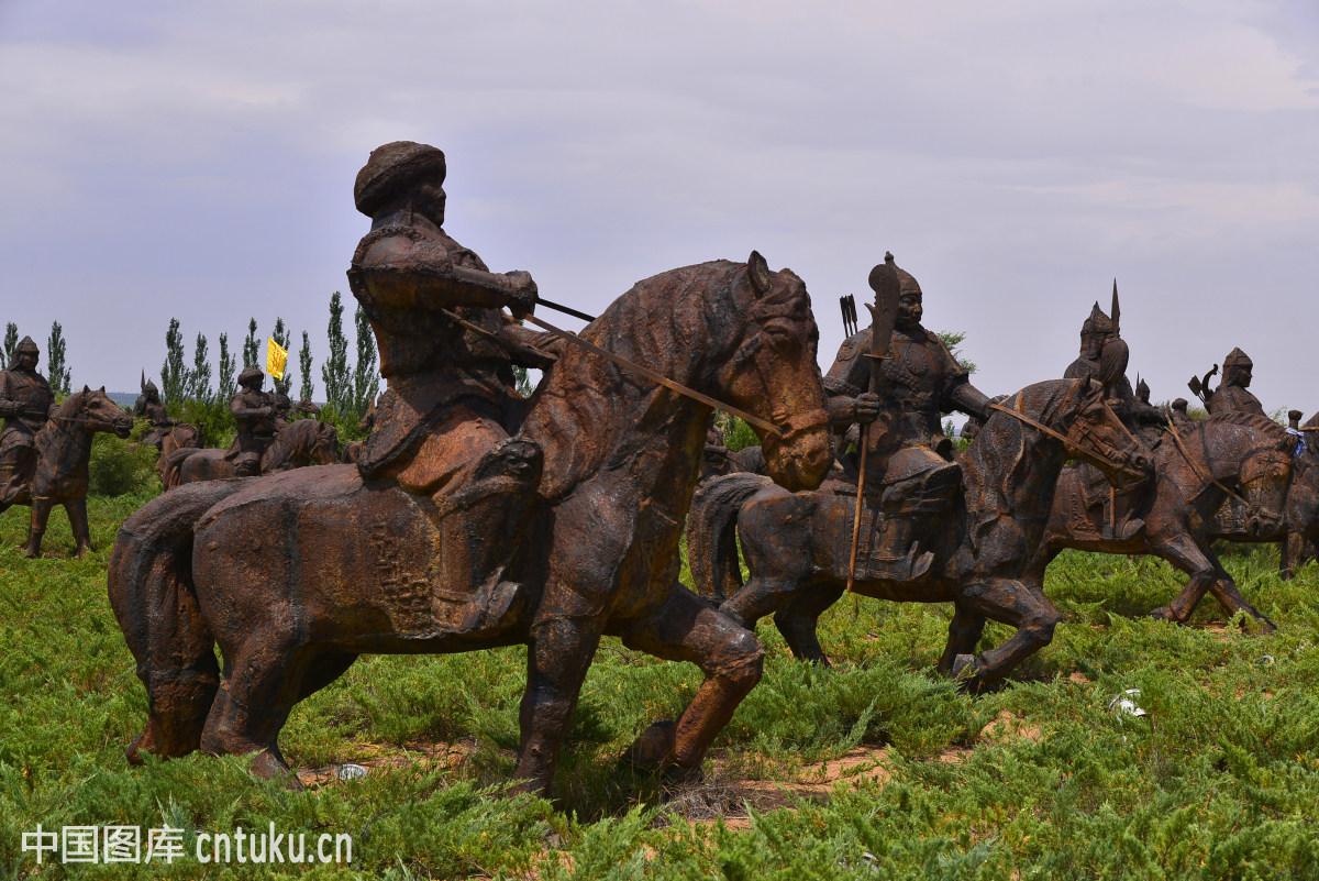 成吉思汗陵景区,农家乐蒙古包,伊金霍洛旗,呼和浩特,和林格尔县图片
