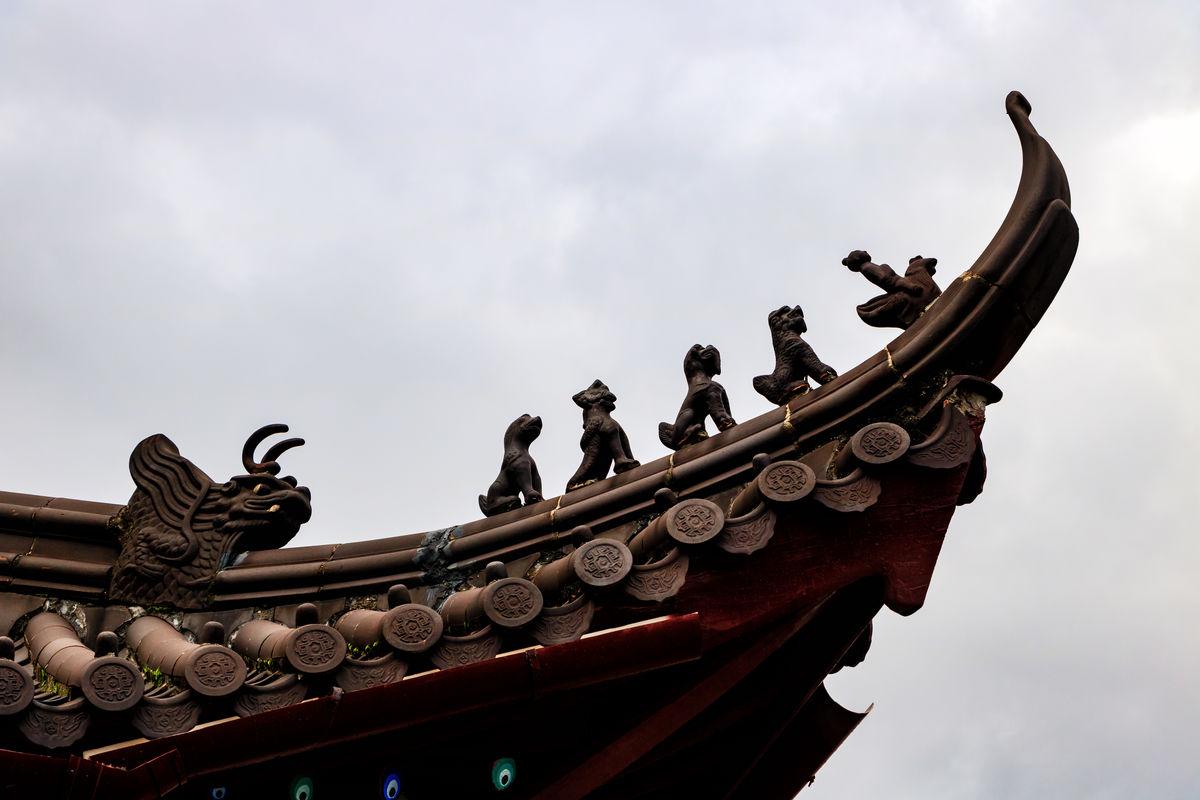 屋顶,古建筑,中式建筑,传统建筑,中国元素,古典建筑,古代建筑,屋檐图片