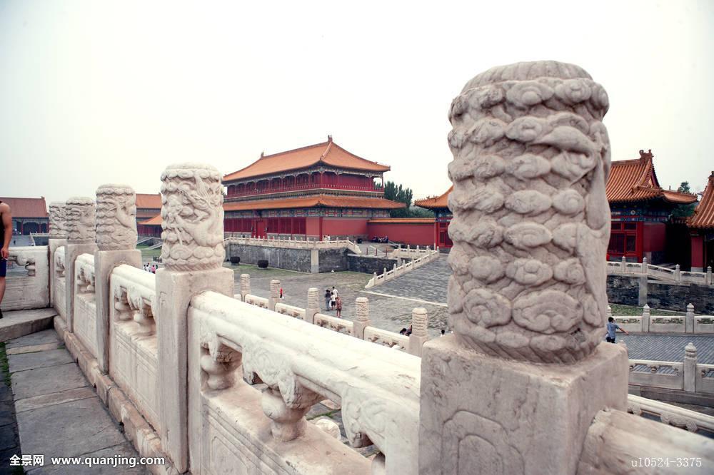 中国,古老,建筑,皇家,宫殿,博物馆,故宫,城市,北京,墙壁,纪念碑,明代图片